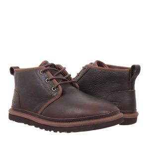 UGG Men's Neumel Boot Leather Chocolate