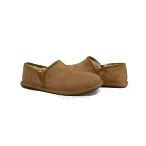 UGG Men's Slippers Scuff Romeo II Chestnut