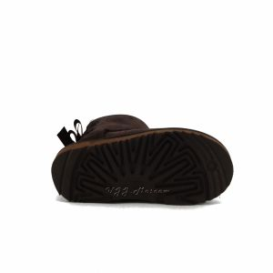 UGG Kids Bailey Bow II Chocolate