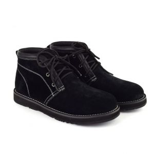 UGG Lowa Men Boots Black