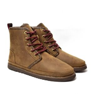 UGG Mens Harkley Waterproof Boot Grizzly