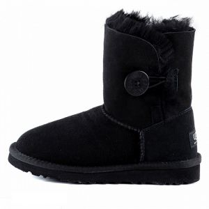 UGG Kids Bailey Button II Black