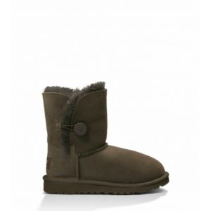 UGG Kids Bailey Button II Chocolate