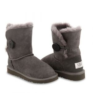 UGG Kids Bailey Button II Grey