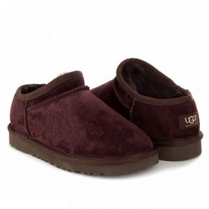 UGG Tasman Ultra Mini Chocolate