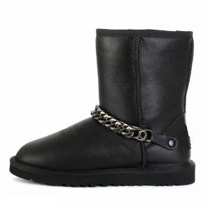 UGG Zanotti Short Metallic Black
