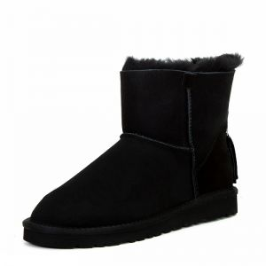 UGG Zip Mini II Black