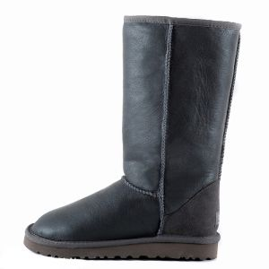 UGG Classic Tall Metallic Grey