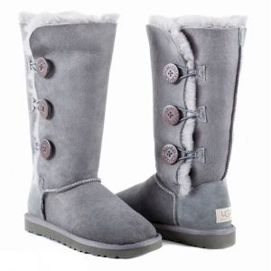 UGG Bailey Button II Triplet Grey